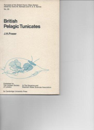 9780521283670: British Pelagic Tunicates (Synopses of the British Fauna)