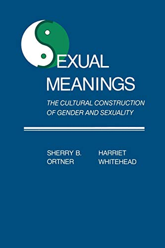 9780521283755: Sexual Meanings: The Cultural Construction of Gender and Sexuality