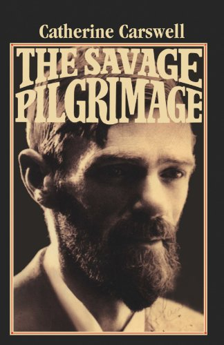 9780521283861: The Savage Pilgrimage: A Narrative of D. H. Lawrence