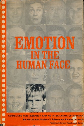 9780521283939: Emotion in the Human Face (Studies in Emotion and Social Interaction)