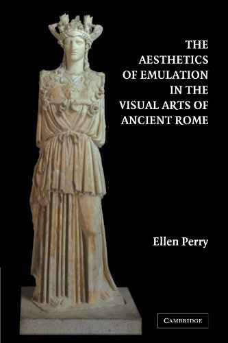 9780521283977: The Aesthetics of Emulation in the Visual Arts of Ancient Rome