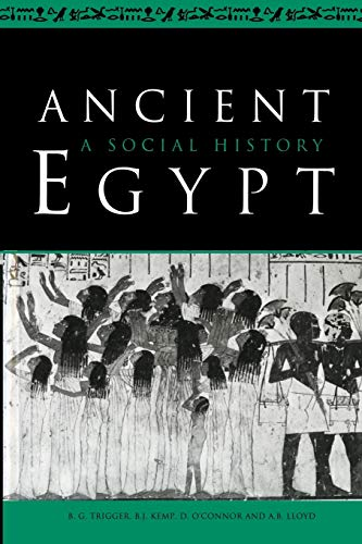 9780521284271: Ancient Egypt: A Social History