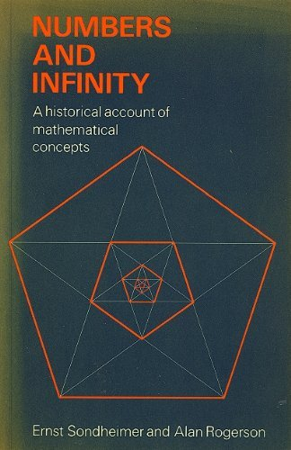 9780521284332: Numbers and Infinity: A Historical Account of Mathematical Concepts