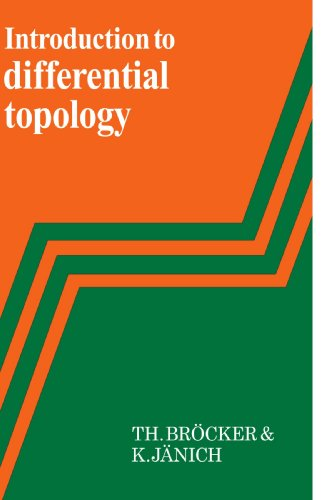 9780521284707: Introduction to Differential Topology