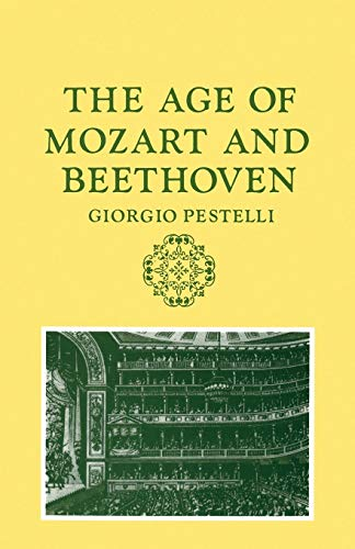 9780521284790: The Age of Mozart and Beethoven