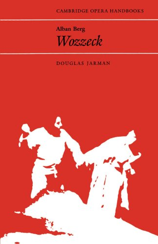 9780521284813: Alban Berg: Wozzeck (Cambridge Opera Handbooks)
