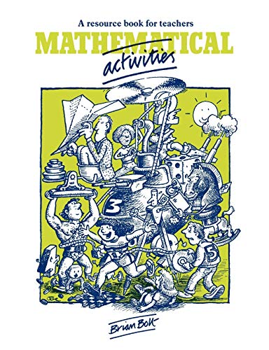 9780521285186: Mathematical Activities: A Resource Book for Teachers