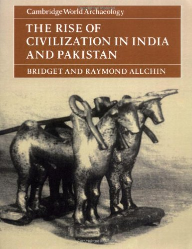 9780521285506: The Rise of Civilization in India and Pakistan (Cambridge World Archaeology)