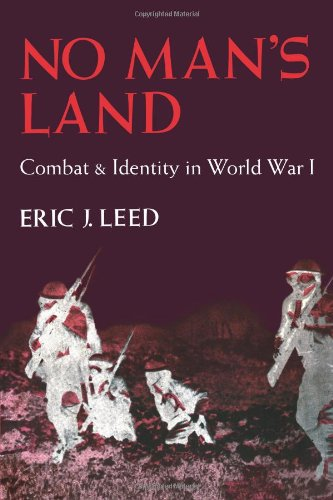 9780521285735: No Man's Land: Combat and Identity in World War 1