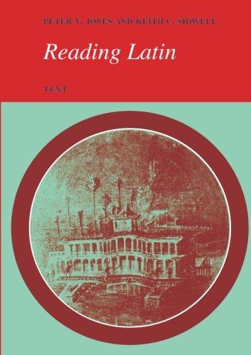 9780521286237: Reading Latin: Text