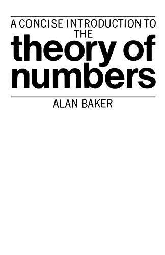 9780521286541: A Concise Introduction to the Theory of Numbers Paperback