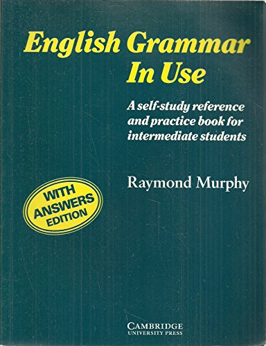9780521287234: English Grammar in Use with Answers:A Reference and Practice Book for Intermediate Students: w. Ans