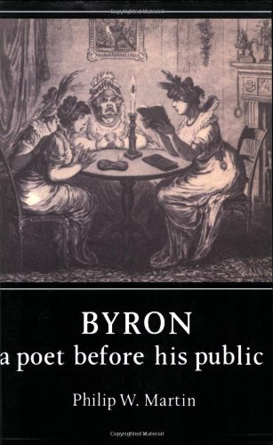 9780521287661: Byron: A Poet before his Public
