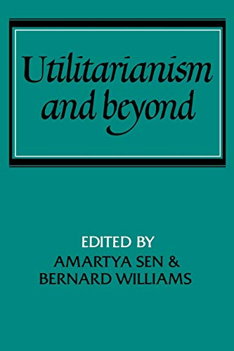 9780521287715: Utilitarianism and Beyond