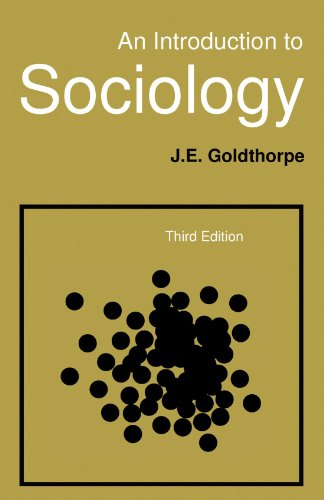 9780521287791: An Introduction to Sociology