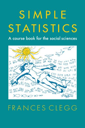 9780521288026: Simple Statistics: A Course Book for the Social Sciences