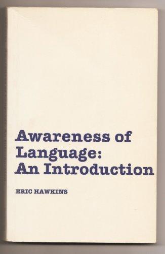9780521288538: Awareness Language in Ts (Awareness of Language)