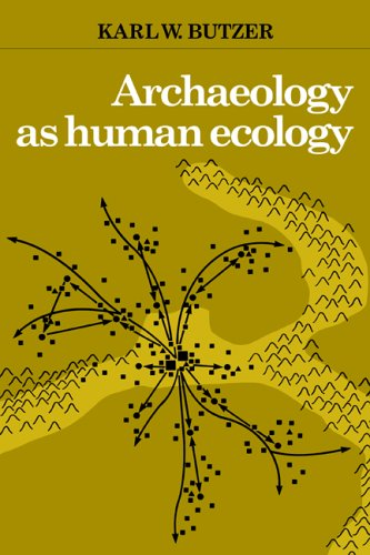 9780521288774: Archaeology as Human Ecology: Method and Theory for a Contextual Approach