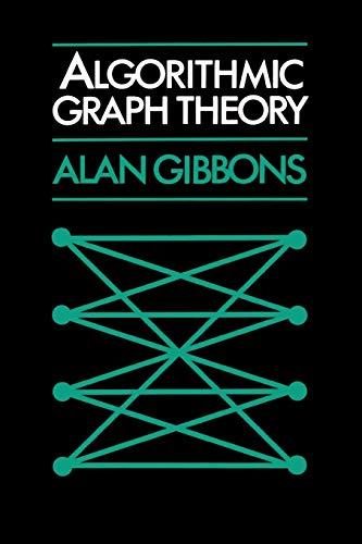 9780521288811: Algorithmic Graph Theory