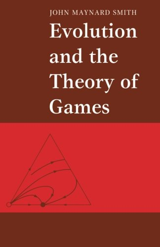 9780521288842: Evolution and the Theory of Games