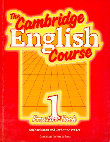9780521289092: The Cambridge English Course 1 Practice book