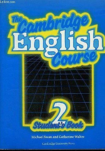 9780521289849: The Cambridge English Course 2 Student's book
