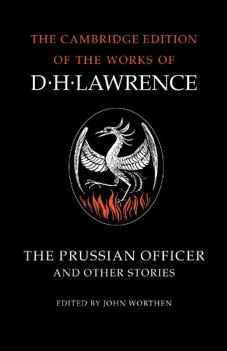 9780521289856: The Prussian Officer and Other Stories Paperback (The Cambridge Edition of the Works of D. H. Lawrence)