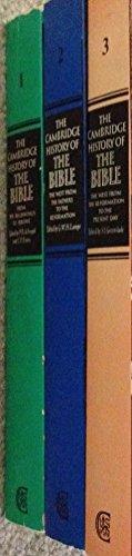 9780521290180: The Cambridge History of the Bible (3 Volume Set)