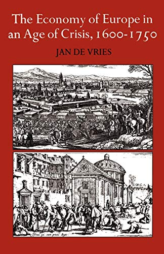 9780521290500: The Economy of Europe in an Age of Crisis, 1600-1750