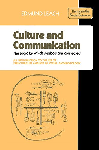 Culture and Communication. The Logic by which Symbols are Connected. An Introduction to the Use of ...