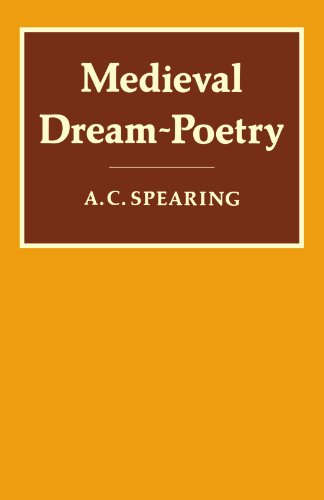 9780521290692: Medieval Dream-Poetry