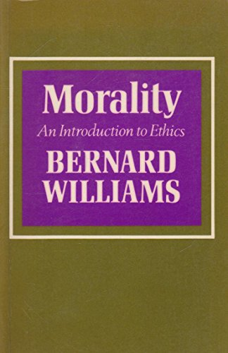 9780521290715: Morality: An Introduction to Ethics