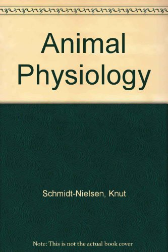 9780521290753: Animal Physiology