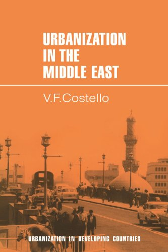 9780521291101: Urbanization in the Middle East (Urbanisation in Developing Countries)