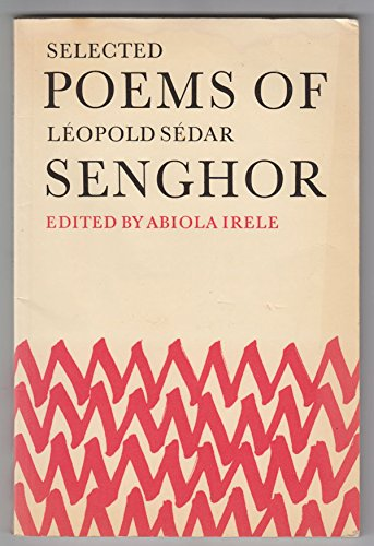 9780521291118 Selected Poems Of Léopold Sédar Senghor