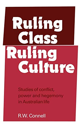 9780521291330: Ruling Class, Ruling Culture