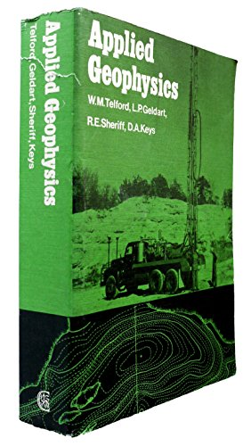 9780521291460: Applied Geophysics