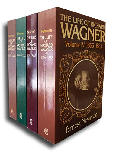 9780521291491: Life of Wagner Vol.I-Iv
