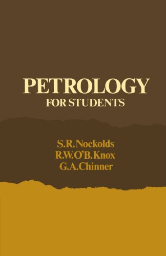 9780521291842: Petrology for Students