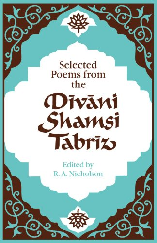9780521292177: Selected Poems from the Divani Shamsi Tabriz (English and Persian Edition)