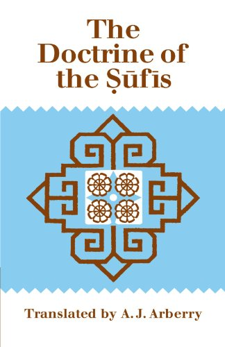 9780521292184: The Doctrine of Sufis: Translated from the Arabic of Abu Bakr al-Kalabadhi