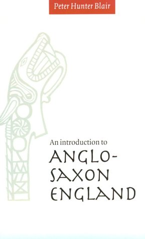 9780521292191: An Introduction to Anglo-Saxon England