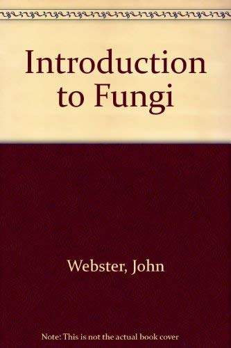 9780521292320: Introduction to Fungi