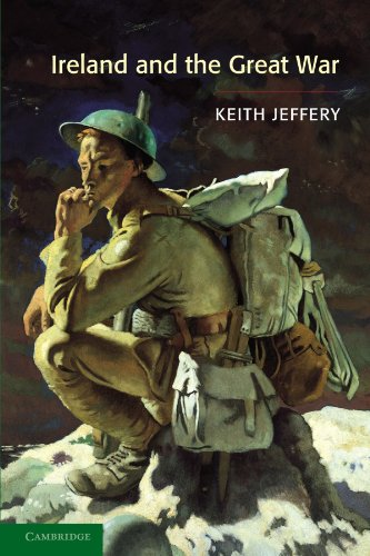 Ireland and the Great War: Jeffery, Keith