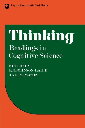 9780521292672: Thinking: Readings in Cognitive Science