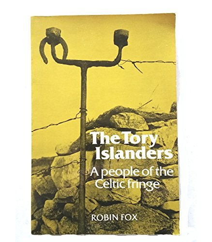 9780521292986: The Tory Islanders: A people of the Celtic fring