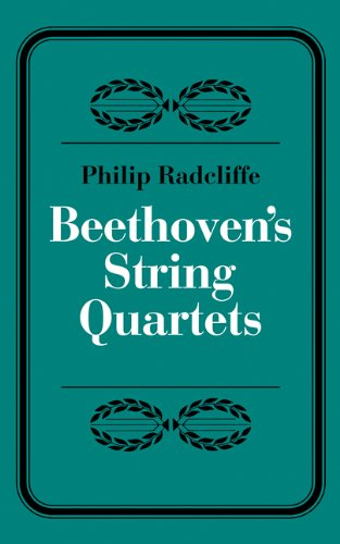 9780521293266: Beethoven's String Quartets
