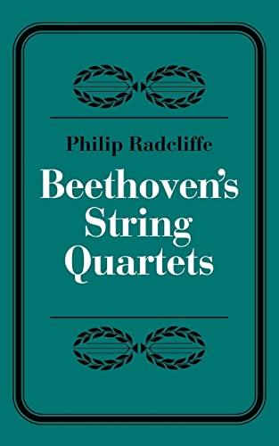 9780521293266: Beethoven's String Quartets