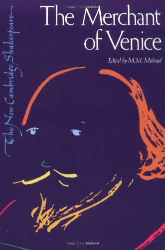 9780521293716: The Merchant of Venice (The New Cambridge Shakespeare)