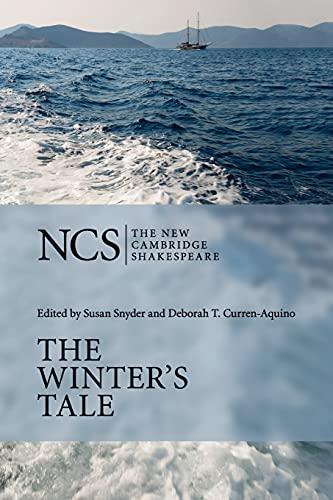 9780521293730: The Winter's Tale (The New Cambridge Shakespeare)